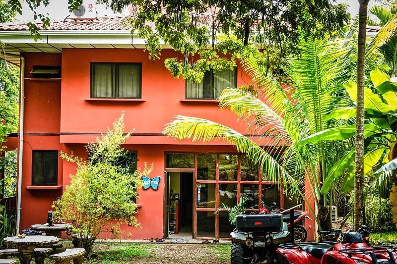 Hotel Mariposario Montezuma Gardens