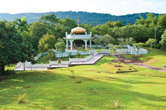 Mausoleum of Sultan Bolkiah