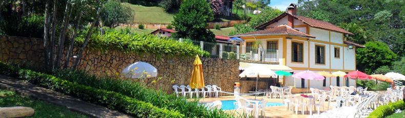 Hotel Estancia Vale da Barra