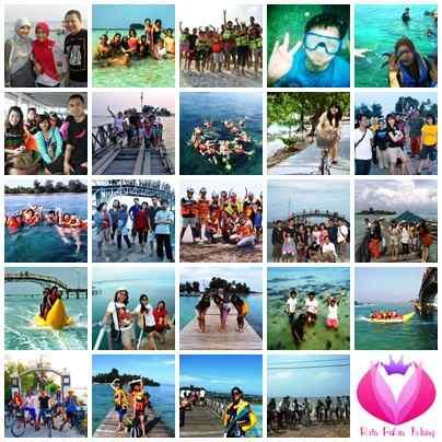 Ratu Pulau Tidung - Day Tour
