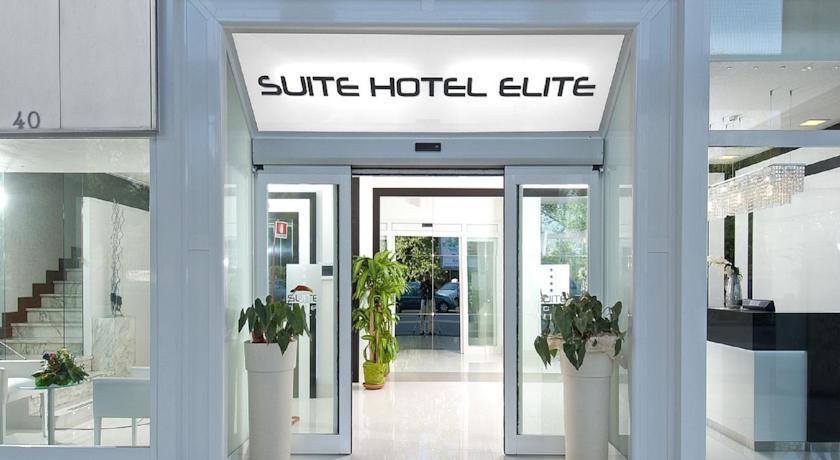 スイート ホテル エリーテ