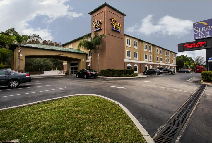 Sleep Inn & Suites Airport