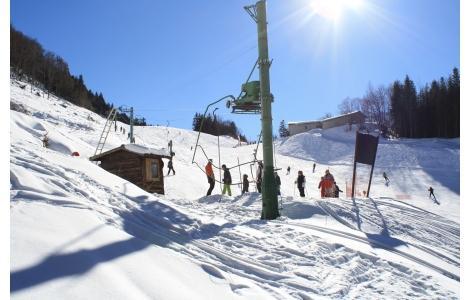Station de ski du col d'Ornon