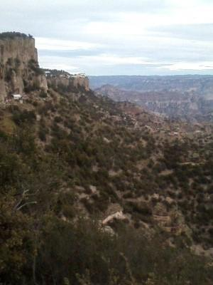 Parque ecoturistico barranca a del cobre