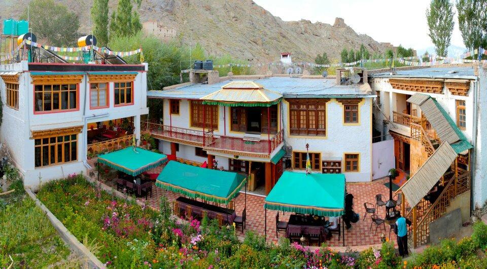 Hotel Chubi Leh