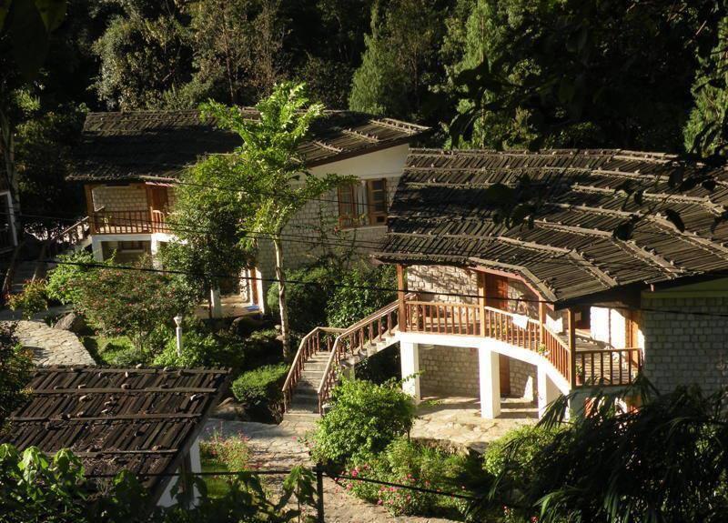 Kichu Resort Wangduephodrang