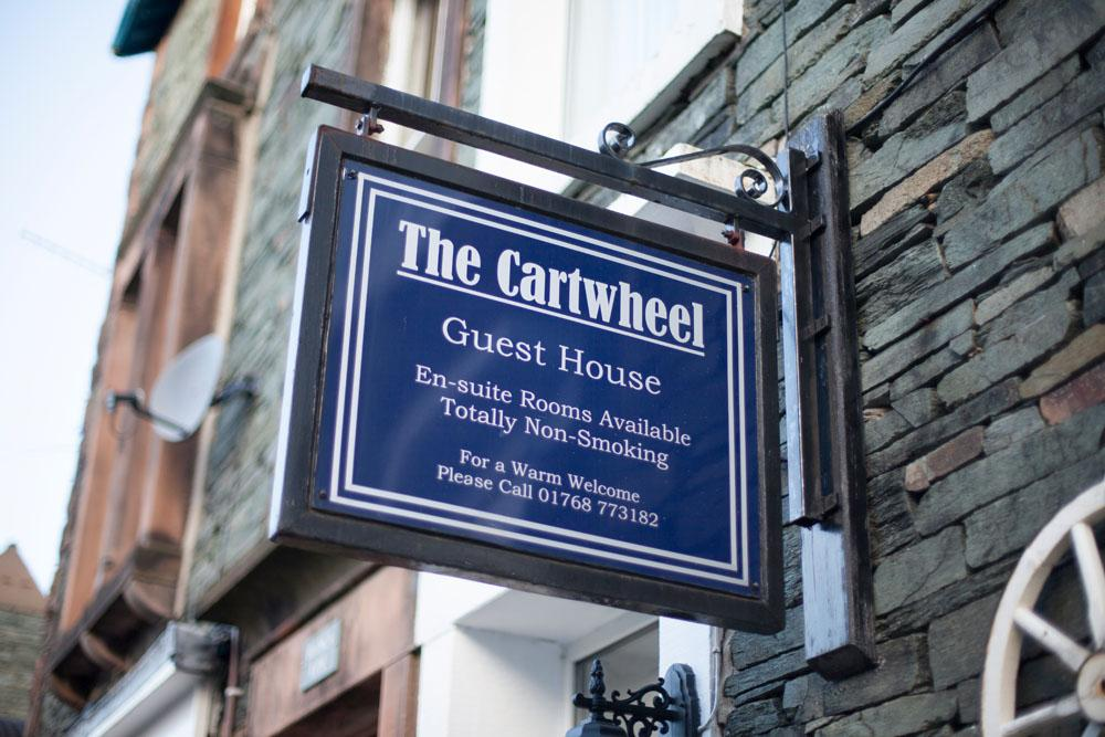 ‪The Cartwheel Guest House‬