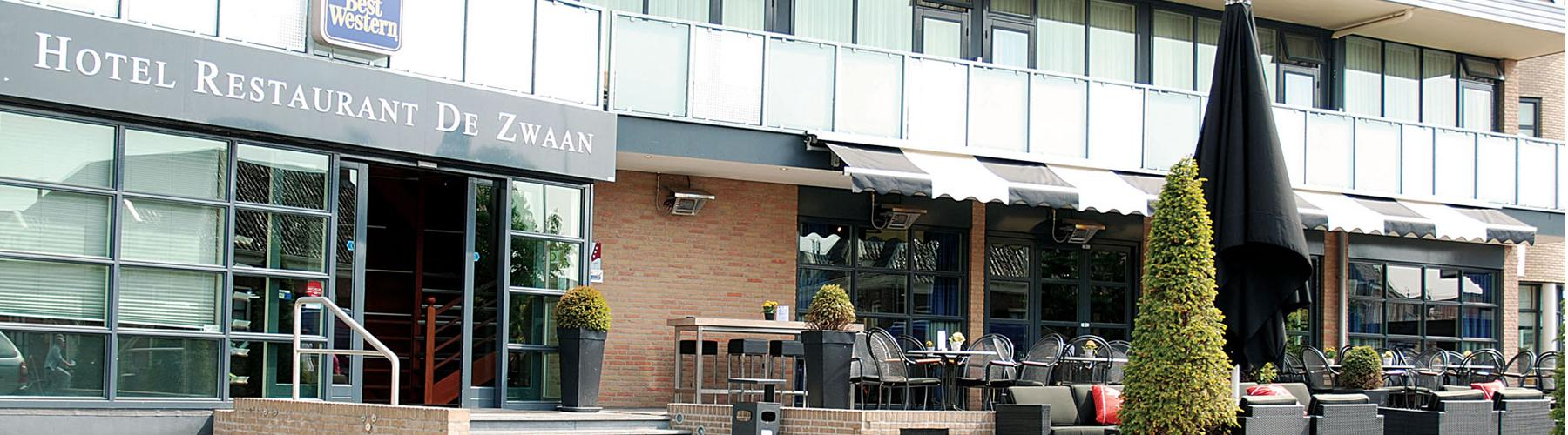 BEST WESTERN Hotel De Zwaan