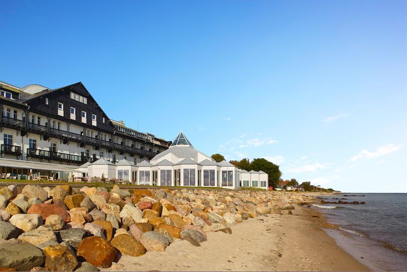 瑪蓮露斯特海灘浴場飯店