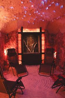 ‪Ellicottville Salt Cave and Halotherapy Spa‬