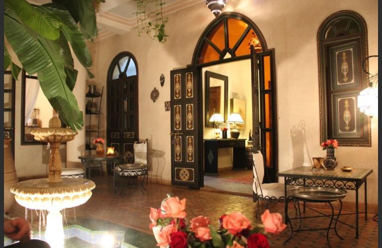 Riad Bamaga Hotel
