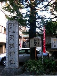Tenso Shrine Ryudoshin Meigu