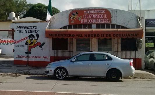 Restaurante El Negro De Ozuluama