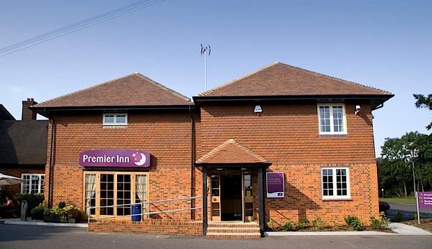 Premier Inn Colchester Cowdray Avenue (A133) Hotel