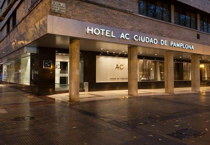 AC Hotel Ciudad de Pamplona by Marriott