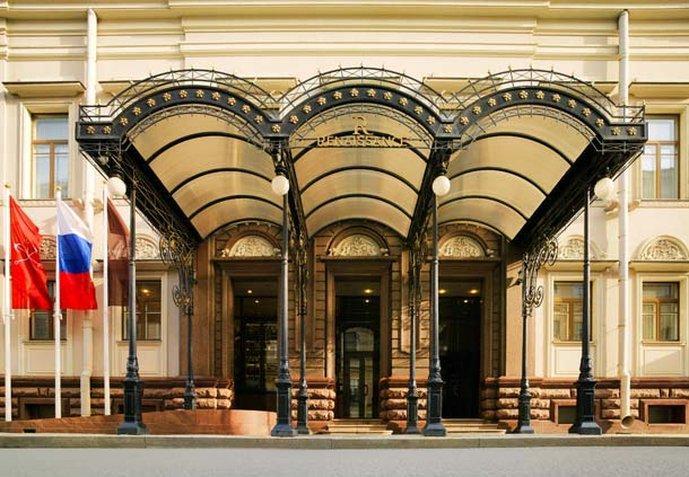 르네상스 세인트 피터즈버그 발틱 호텔