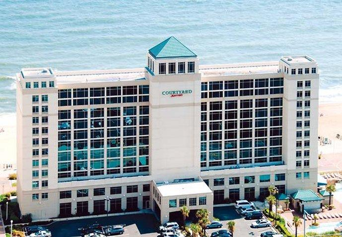 Courtyard by Marriott Virginia Beach Oceanfront / N 37th St
