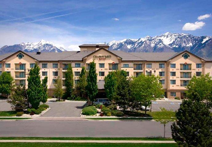 Courtyard by Marriott Salt Lake City Sandy
