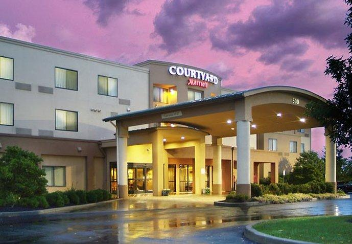 Courtyard by Marriott Kingston