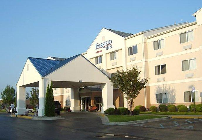 ‪Fairfield Inn Saginaw‬