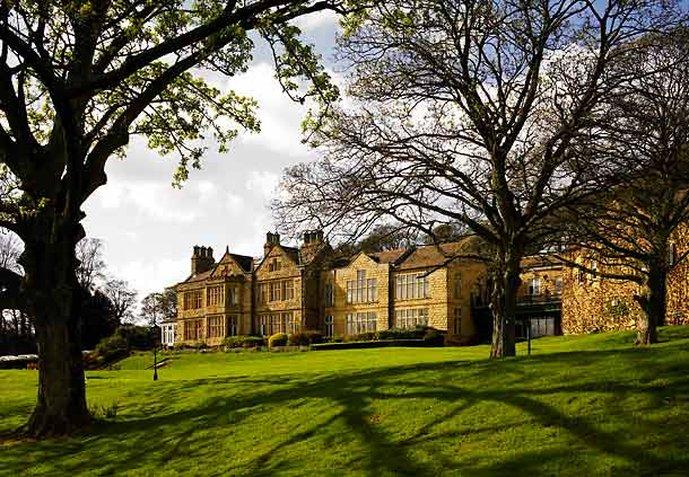 Hollins Hall, Marriott Hotel & Country Club