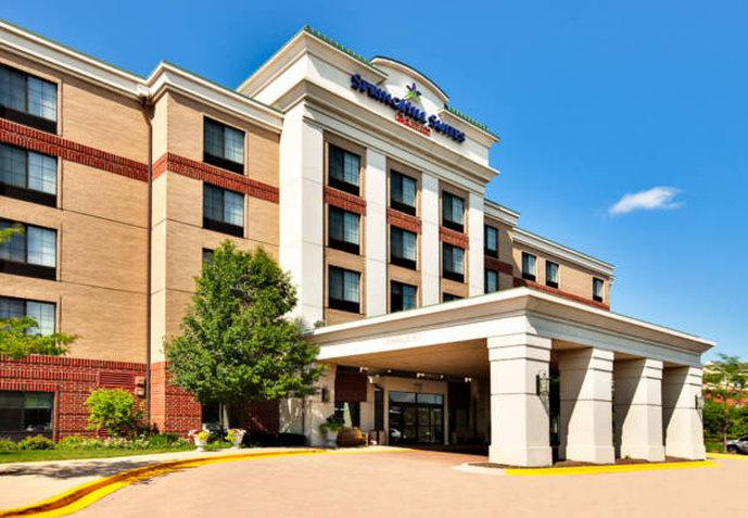 ‪SpringHill Suites Chicago Schaumburg‬