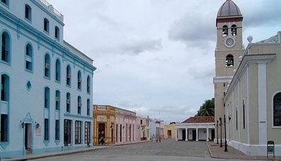 Catedral Del Santísimo Salvador De Bayamo