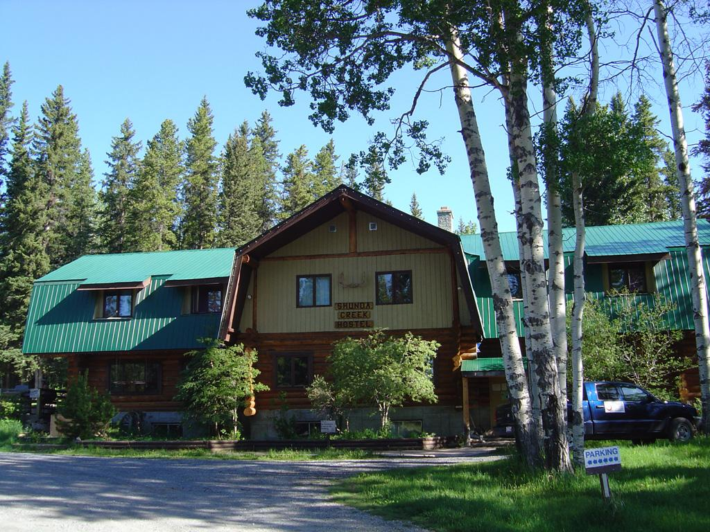 HI-Nordegg, Shunda Creek Hostel