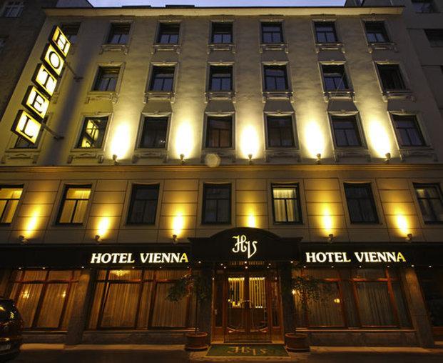 ホテル ウィーン