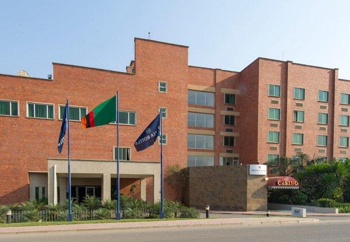 프로테아 호텔 루사카