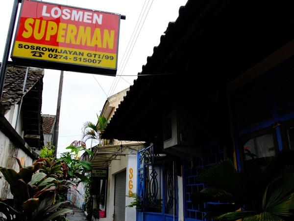 Superman's Losmen