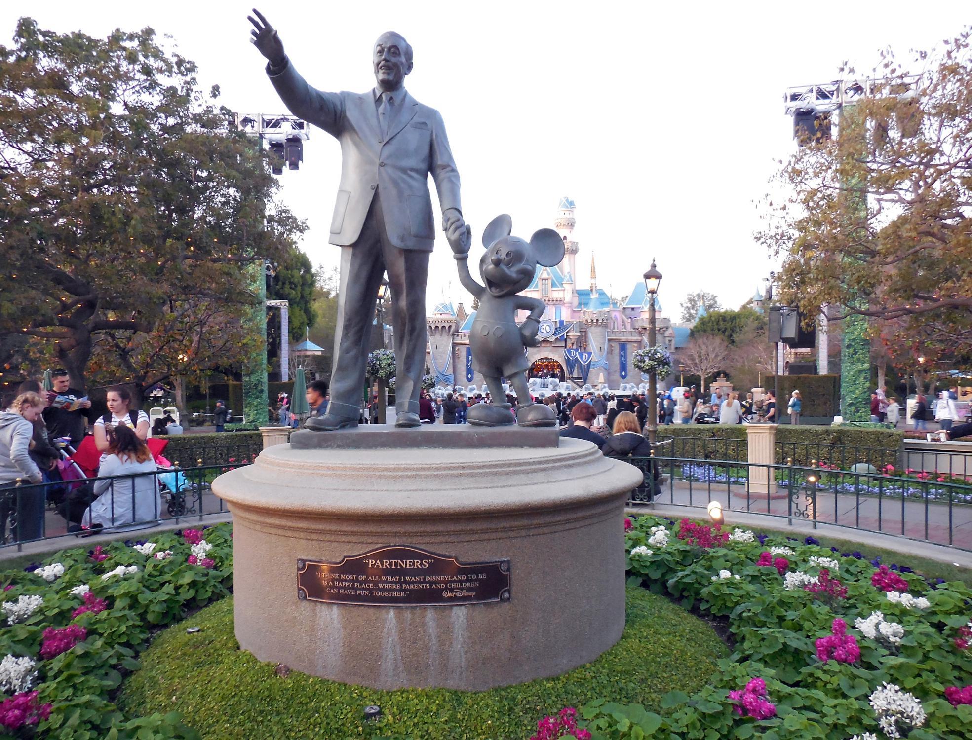 Disneyland Park - Anaheim, Los Angeles, Estados Unidos