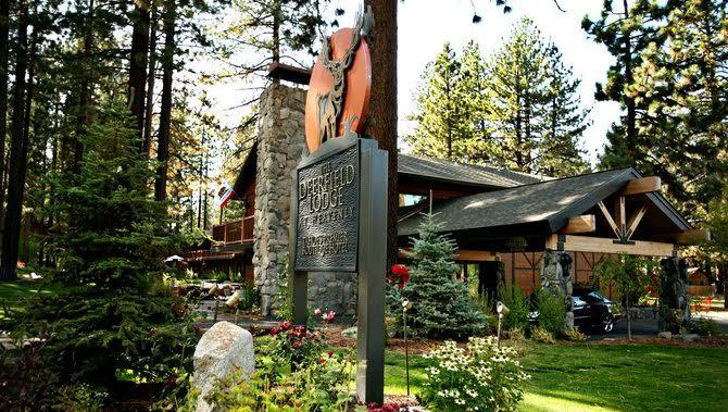 The front entrance for Tahoe's Premier Boutique Hotel (171787709)