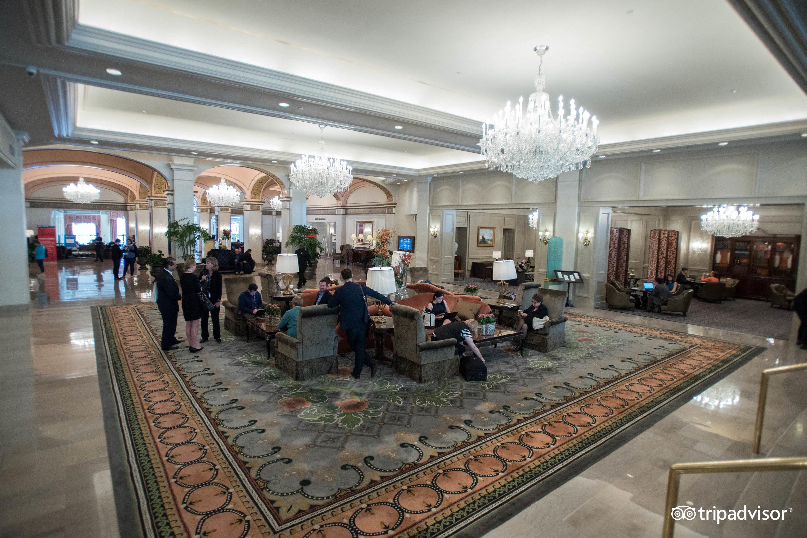 Washington Dc Map Of Attractions%0A Omni Shoreham Hotel  Washington  DC       Review  u     Ratings  Family  Vacation Critic