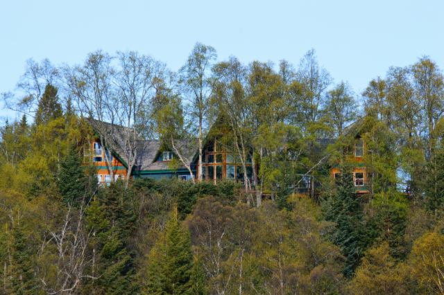 Alaska's Ridgewood Wilderness Lodge