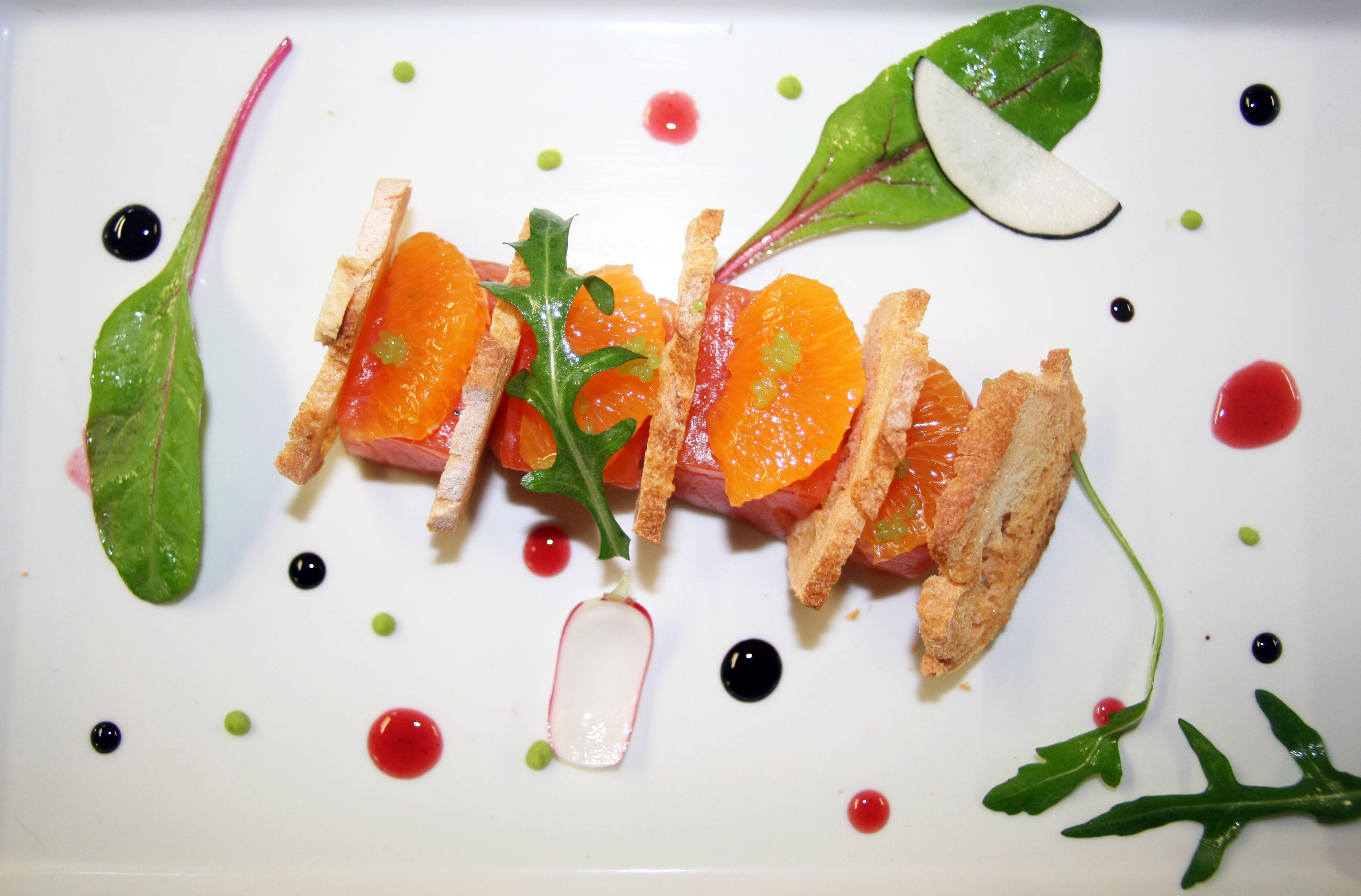 Top 8 Mediterranean food in Trets, France