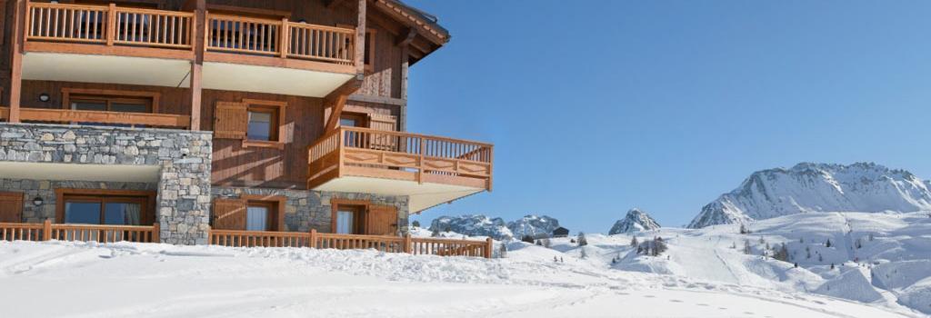 Residence CGH Les Granges du Soleil