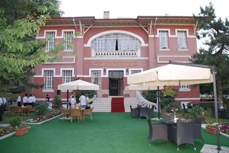 Riza Cercer Kultur Merkezi Restauranti