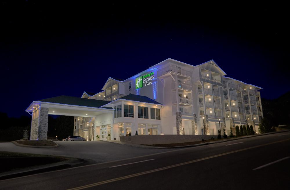 ‪Holiday Inn Express & Suites Pigeon Forge - Sevierville‬