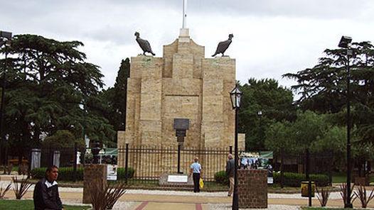 Plaza General Manuel Belgrano