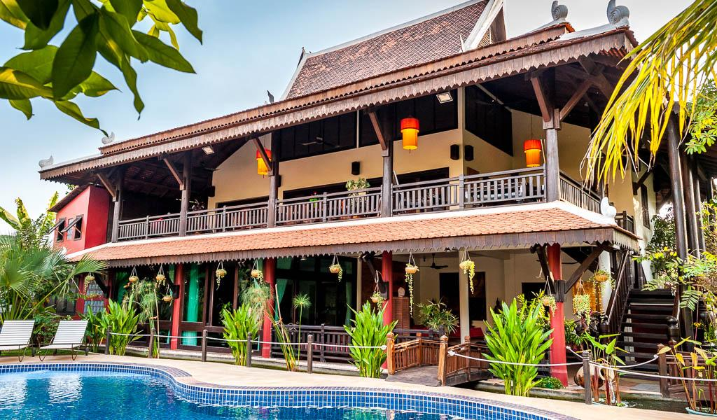Alliance Tradition Villa - Charming Small Hotel