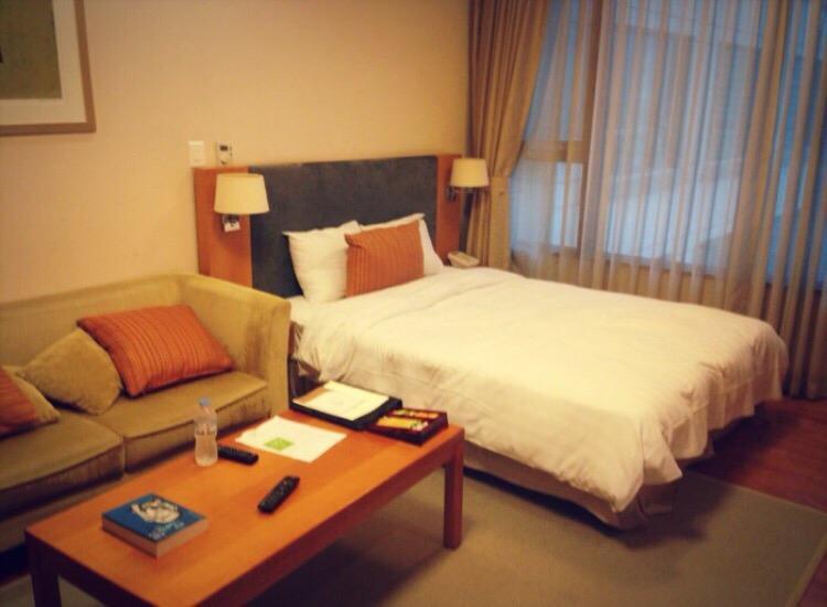首爾索默塞皇宮飯店