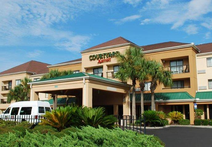‪Courtyard by Marriott Jacksonville Airport/Northeast‬