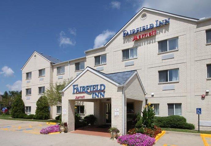Fairfield Inn Dayton Fairborn