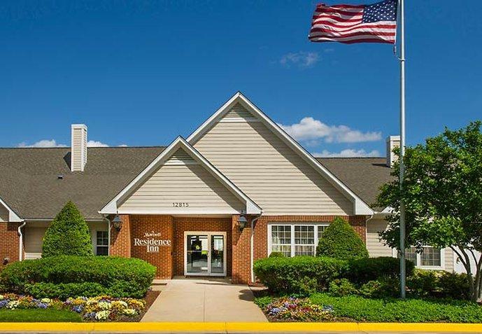 Residence Inn Fair Lakes Fairfax