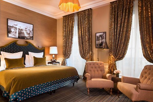Hotel Le Saint, Paris