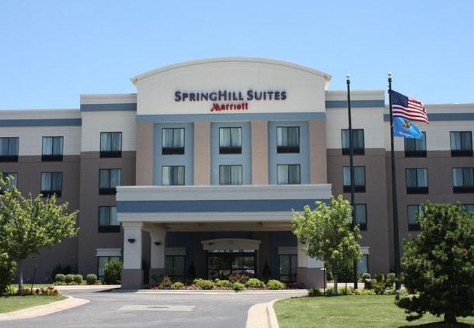 ‪SpringHill Suites Oklahoma City Airport‬
