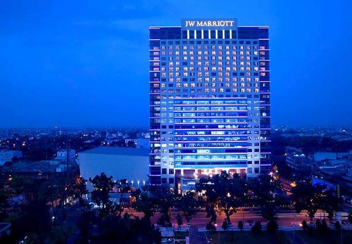 โรงแรมเจดับบลิว แมริออท เมดาน