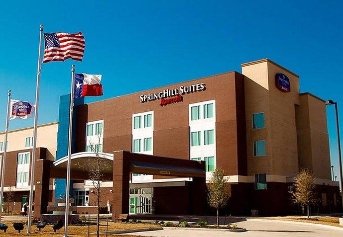 SpringHill Suites Dallas Richardson / Plano