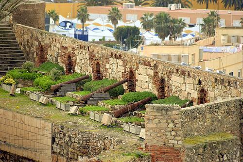 Bateria de la Muralla Real